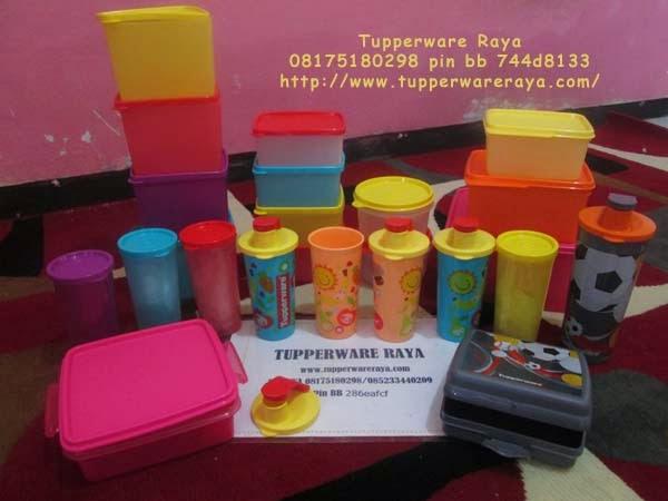 Tupperware Promo Tahun Baru Pelangi