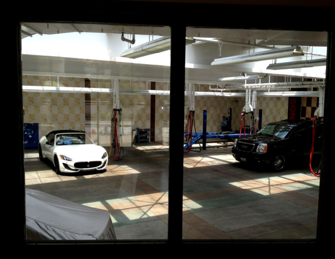 How the Other Half Lives   Lavaggio Auto Detailing   Agoura Hills Mom