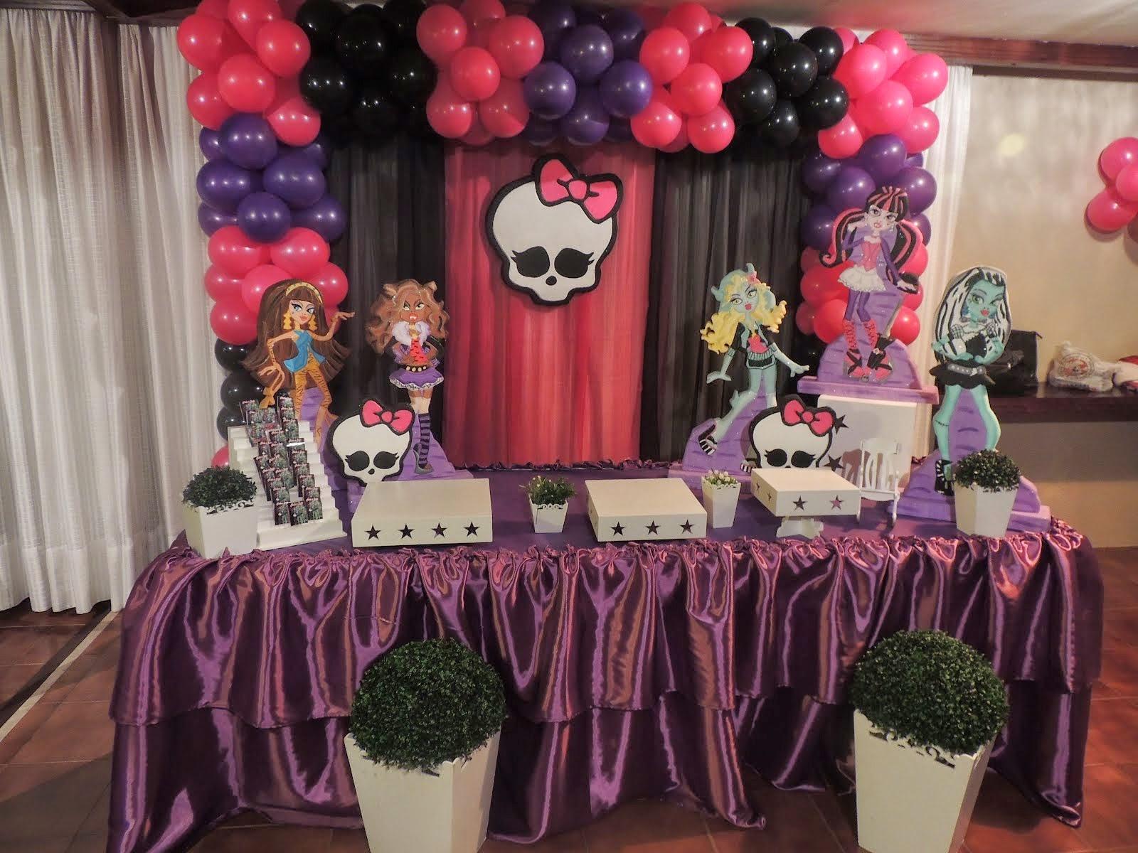 Monster High Provençal