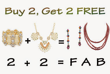Two's a charm! For two days only, get two free when you buy two! We've unearthed something for ever