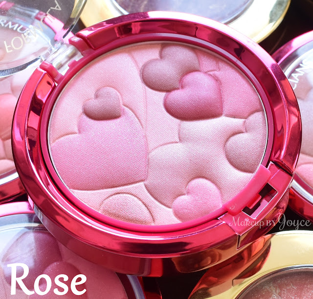 Physicians Formula Happy Booster Blush Rose Swatch