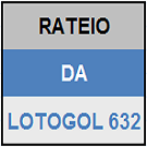 LOTOGOL 632 - MINI RATEIO
