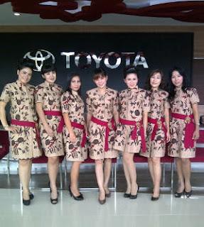 Dealer Toyota Gresik Jawa Timur