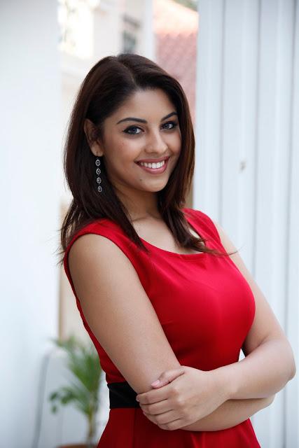 Richa Gangopadyaya at Mirchi Successmeet