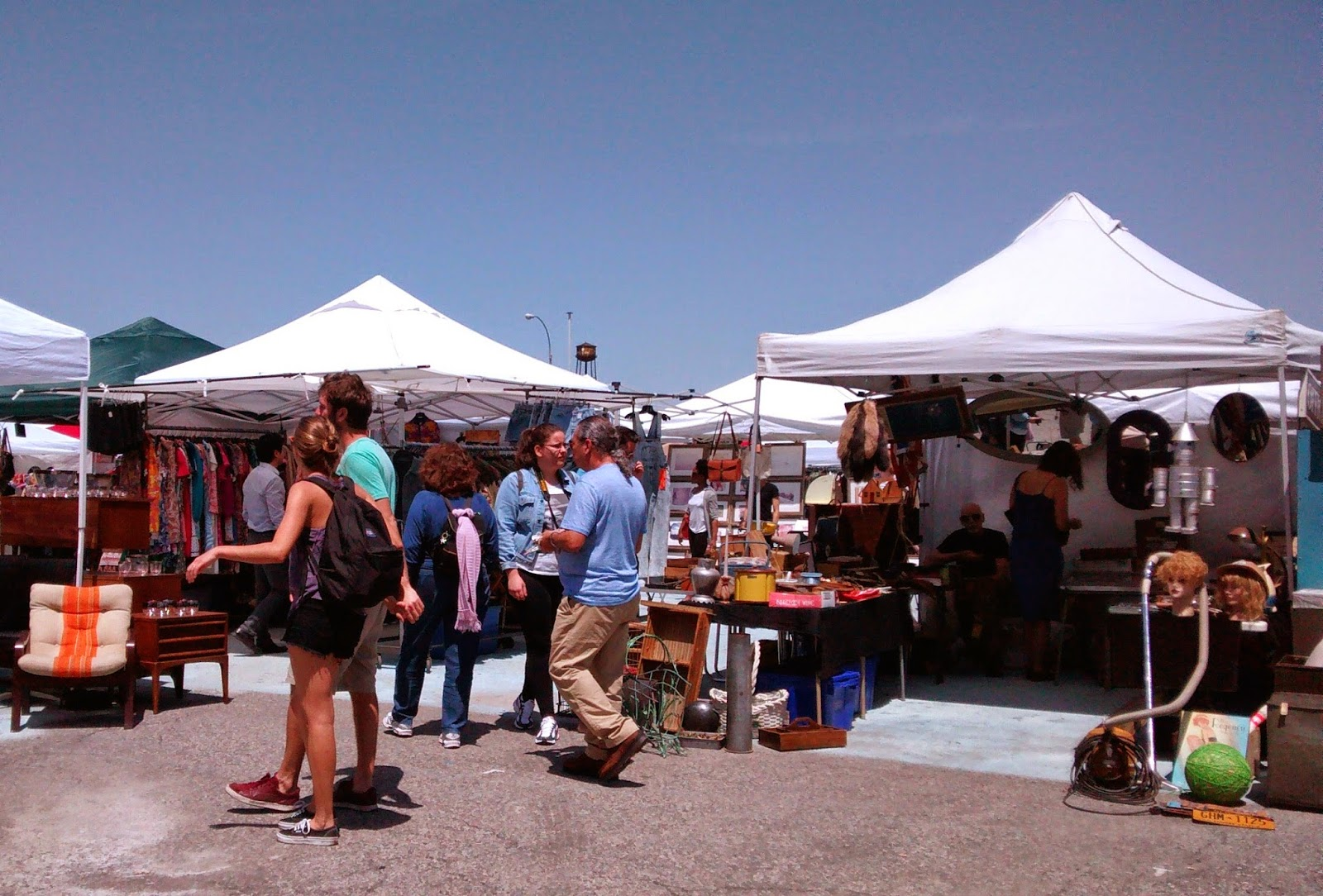 Brooklyn Flea Food Market