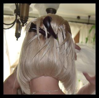Paskudne fryzury ślubne