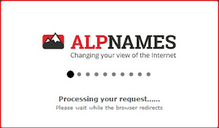 Free 1 Year Premium Domain With Theft Protection by Alpnames