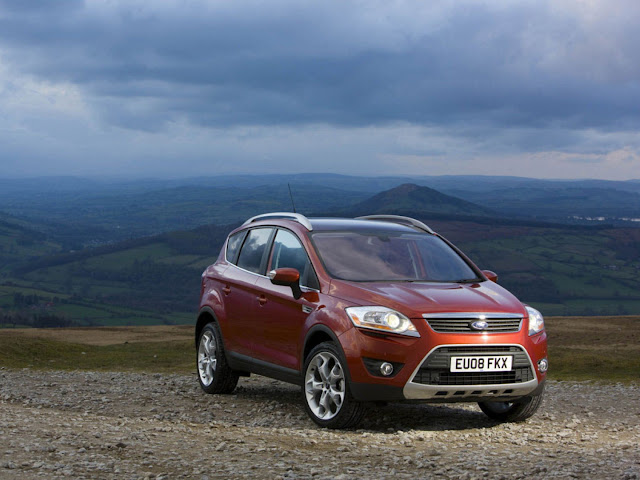 Cars Ford Kuga Photo Gallery Wallpapers