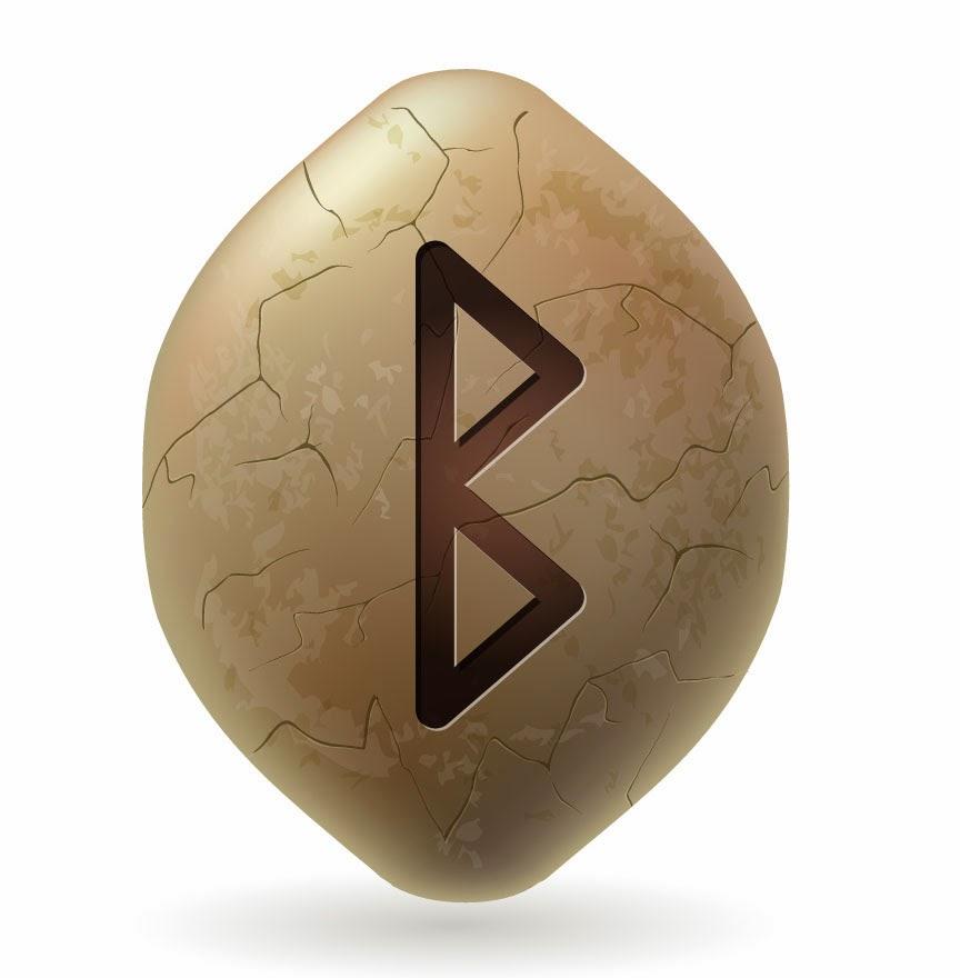 Resultado de imagen para runas berkana