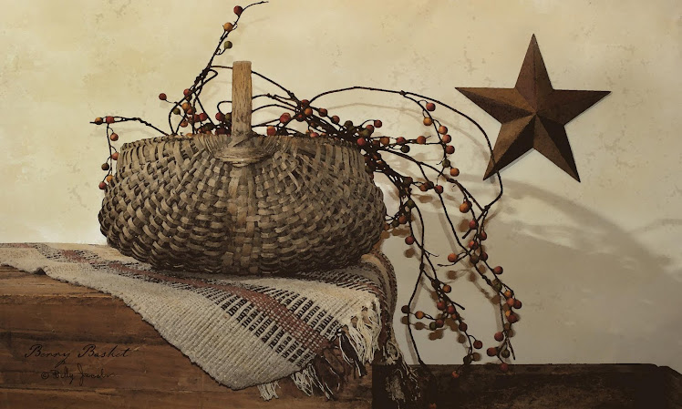 Rustic Crafts and Creations: Primitive Country Decorations and ...