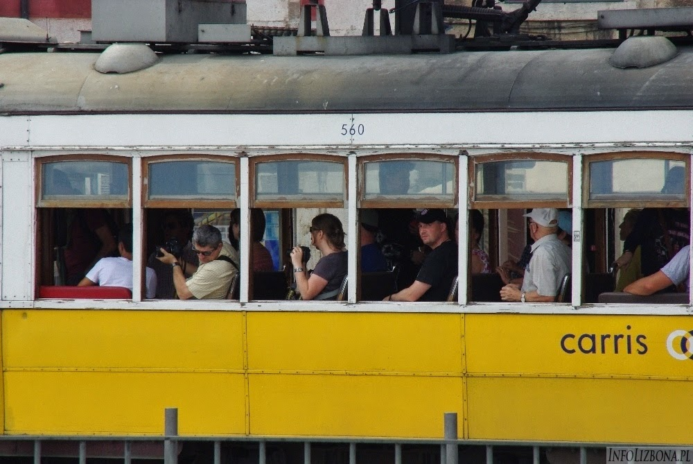 Tramwaj 28 12 Lizbona Lisbona Polski Przewodnik Zwiedzanie Opis Trasa Foto Zdjęcia Fotografie
