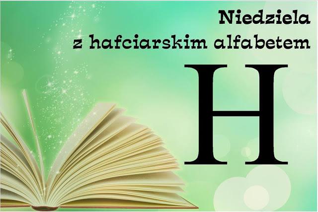 Niedziela z hafciarskim alfabetem