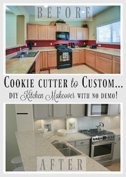 DIY Kitchen Makeover