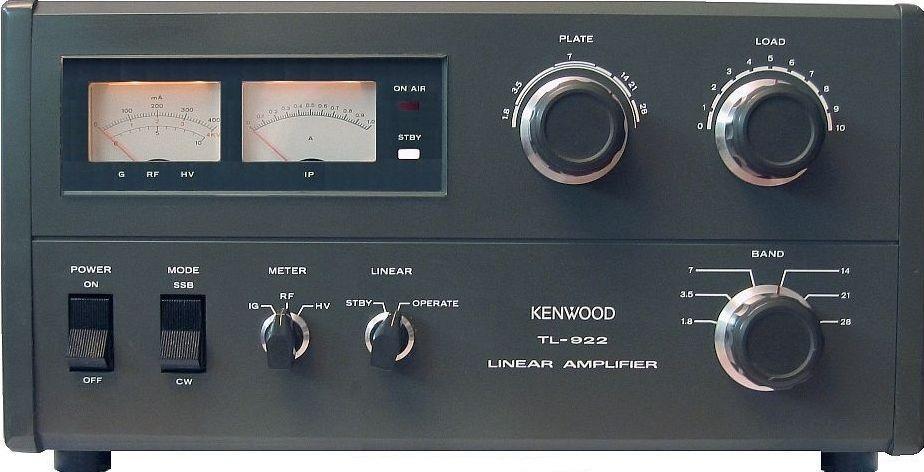 Kenwood TL-922 / 3-500 Z (2) - 2002