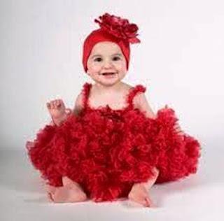 Gambar Bayi Perempuan Paling Lucu Bikin Gemes