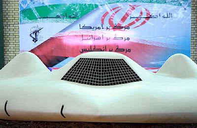 la proxima guerra avion no tripulado drone capturado por iran