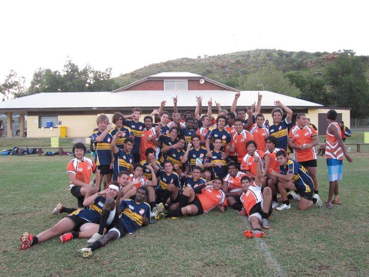 NSNP U18s: Alice Springs 2012