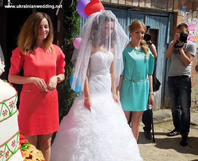 Наречена і дружки, Україна