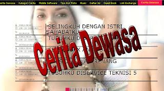 Cerita Dewasa Terbaru 2012
