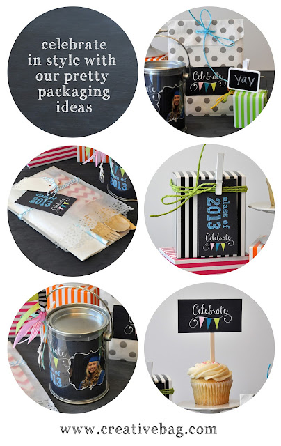 Creative Bag free downloads for party favors