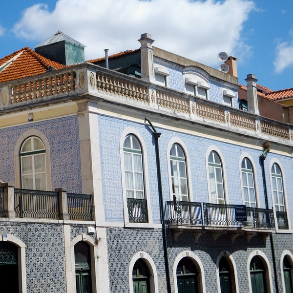 Lisbonne Lisboa alfama azulejos