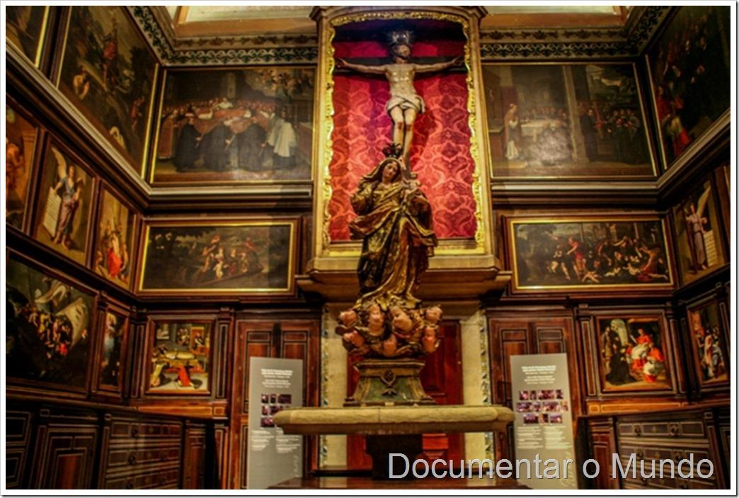Sacristia da Igreja de São Roque