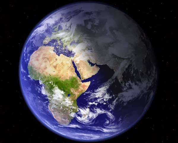 تحميل برنامج EarthView لمشاهدة الارض من الفضاء
