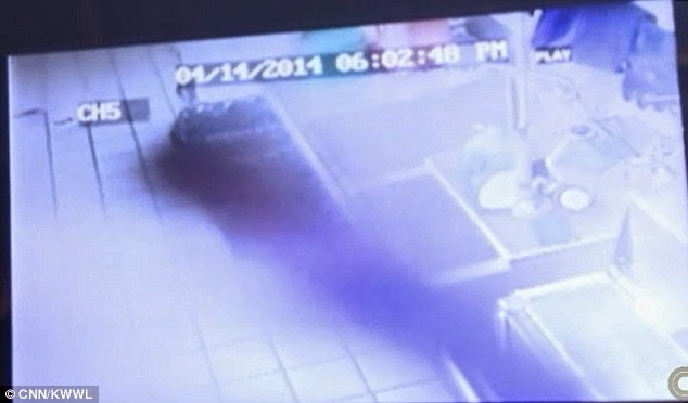 Iowa Restaurant Captures GHOST On Camera After Spooky Happenings