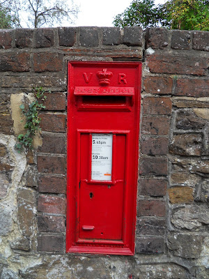 Queen Victoria Post Box, England