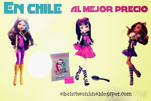 Monster High ofertas