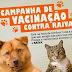 Felipe Guerra: Campanha de Vacinação contra Raiva terá incio dia 15 de setembro de 2014.