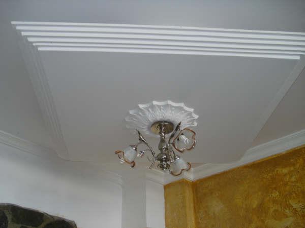 Plafond s a modelos for Modelos de techos de yeso
