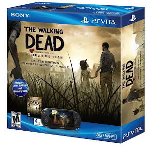 the walking dead vita