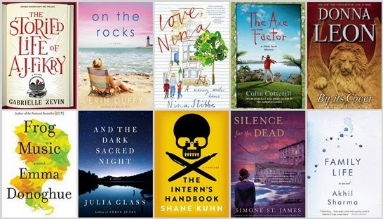 Top 10 Books Loved by Librarians in April