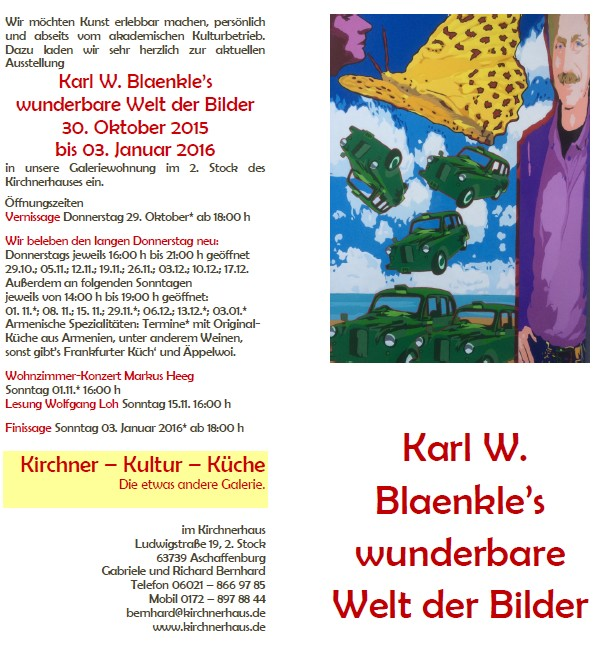 Stock 63739 Aschaffenburg Gabriele Und Richard Bernhard Telefon 06021 866 97 85 Mobil 0172 897 88 44 Bernhardkirchnerhausde Kirchnerhausde