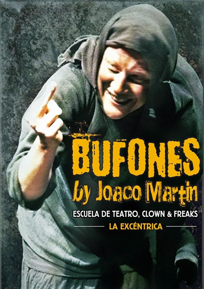 Curso mensual > BUFONES / Abril (2a. quincena) y Mayo