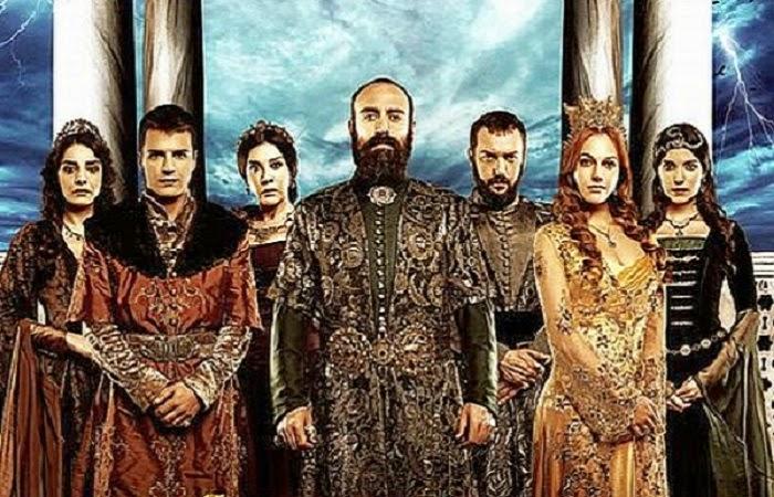 King-Suleiman-film/abad kejayaan antv
