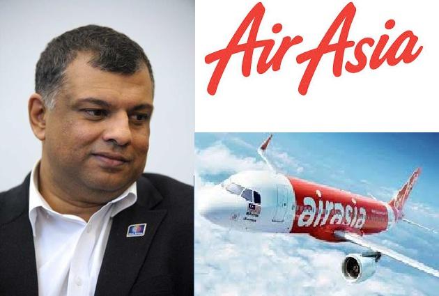 Biodata Profil Tony Fernandes CEO AIRASIA Malaysia