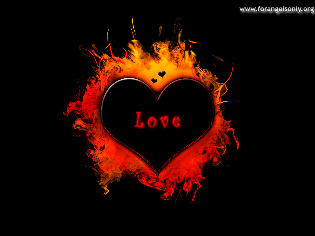 LOVE SYMBOL WALLPAPER ~ HD WALLPAPERS