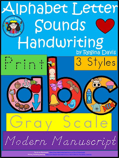 https://www.teacherspayteachers.com/Product/A-Alphabet-Handwriting-PracticeA-to-Z-Letter-Sounds-1936608