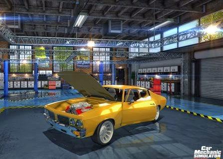 Download Car Mechanic Simulator 2015 Full PC Games Free