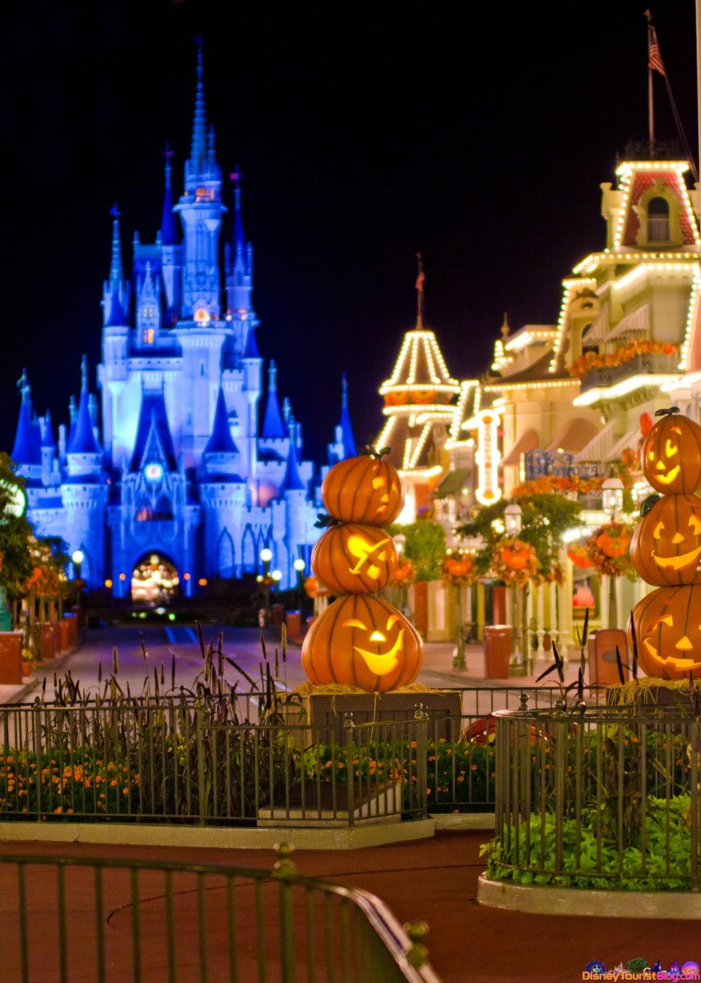 Ir para Disney no Outono