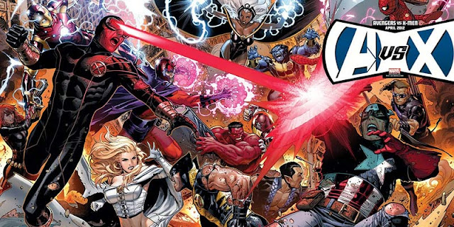 Avengers vrs X-men