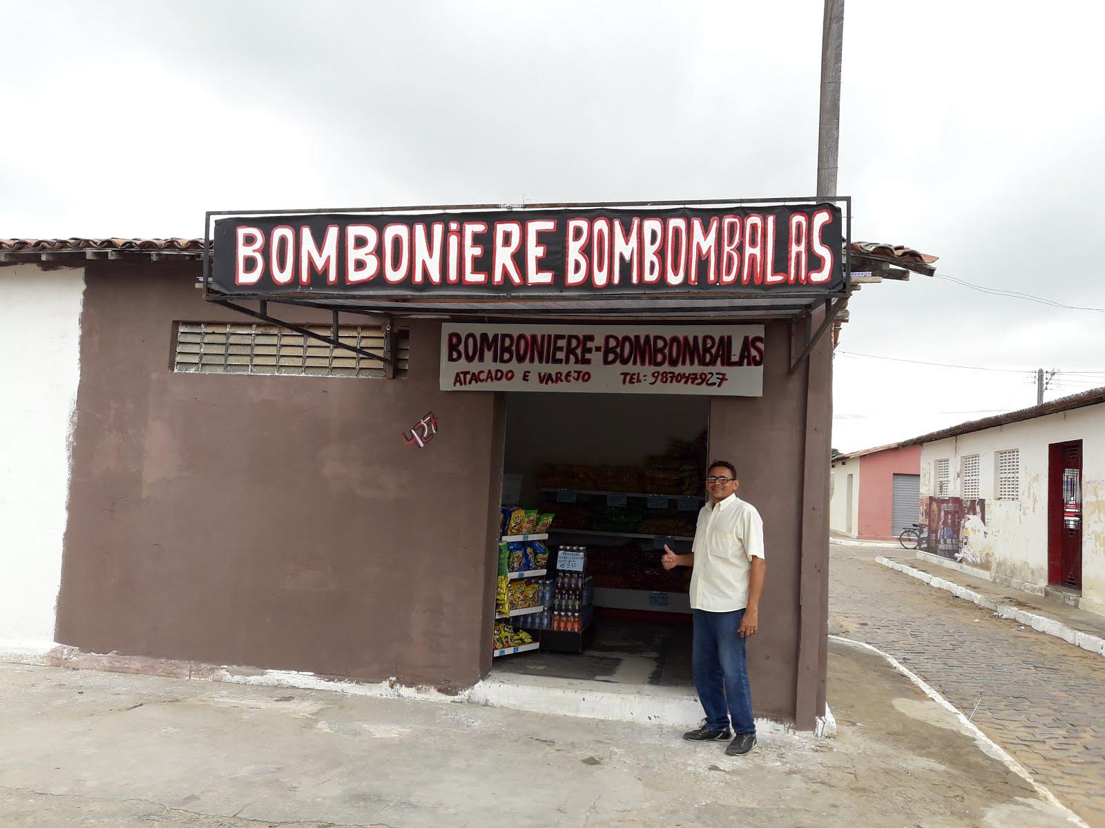 BOMBONIERE BOMBOMBALAS