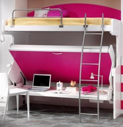 Ni o en casa camas italianas para ninos for Camas dobles juveniles ikea
