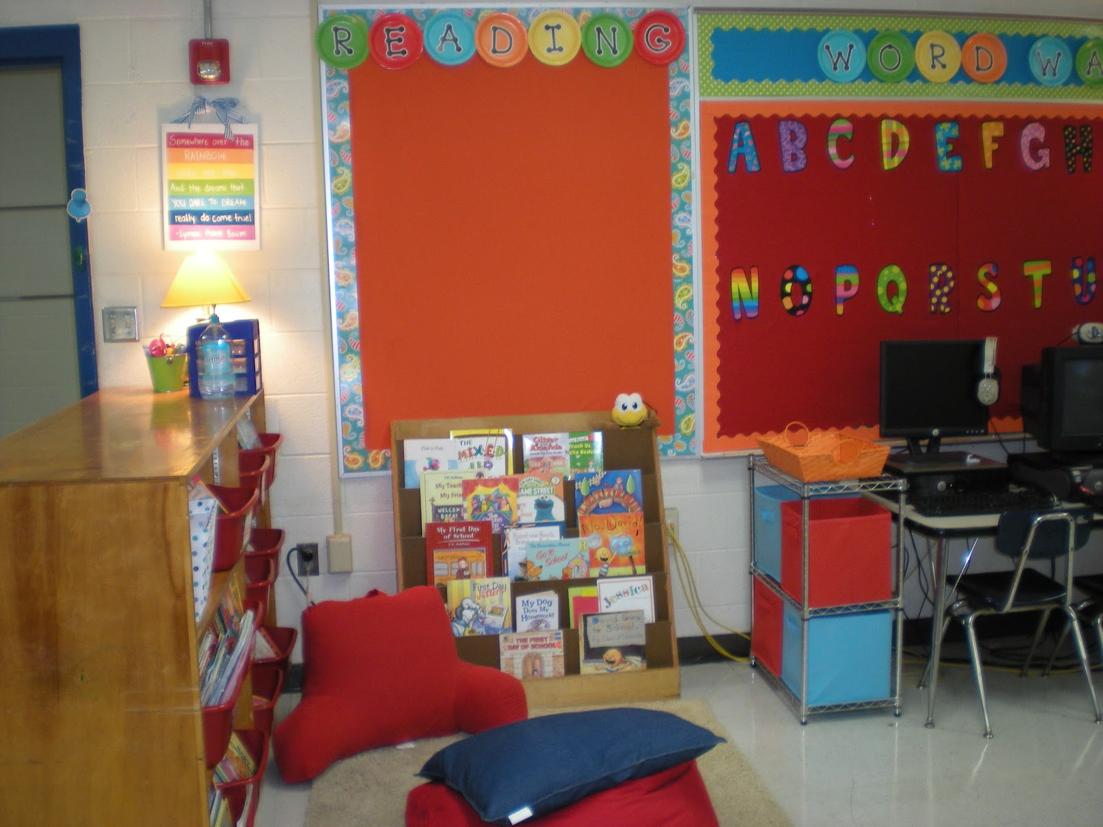 Classroom Reading Ideas : The good life my new classroom