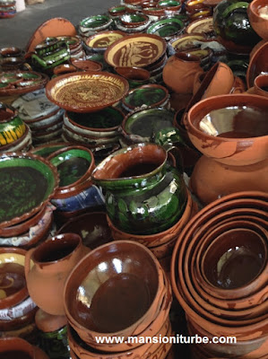 Mexican Pottery from Pátzcuaro Lake Region