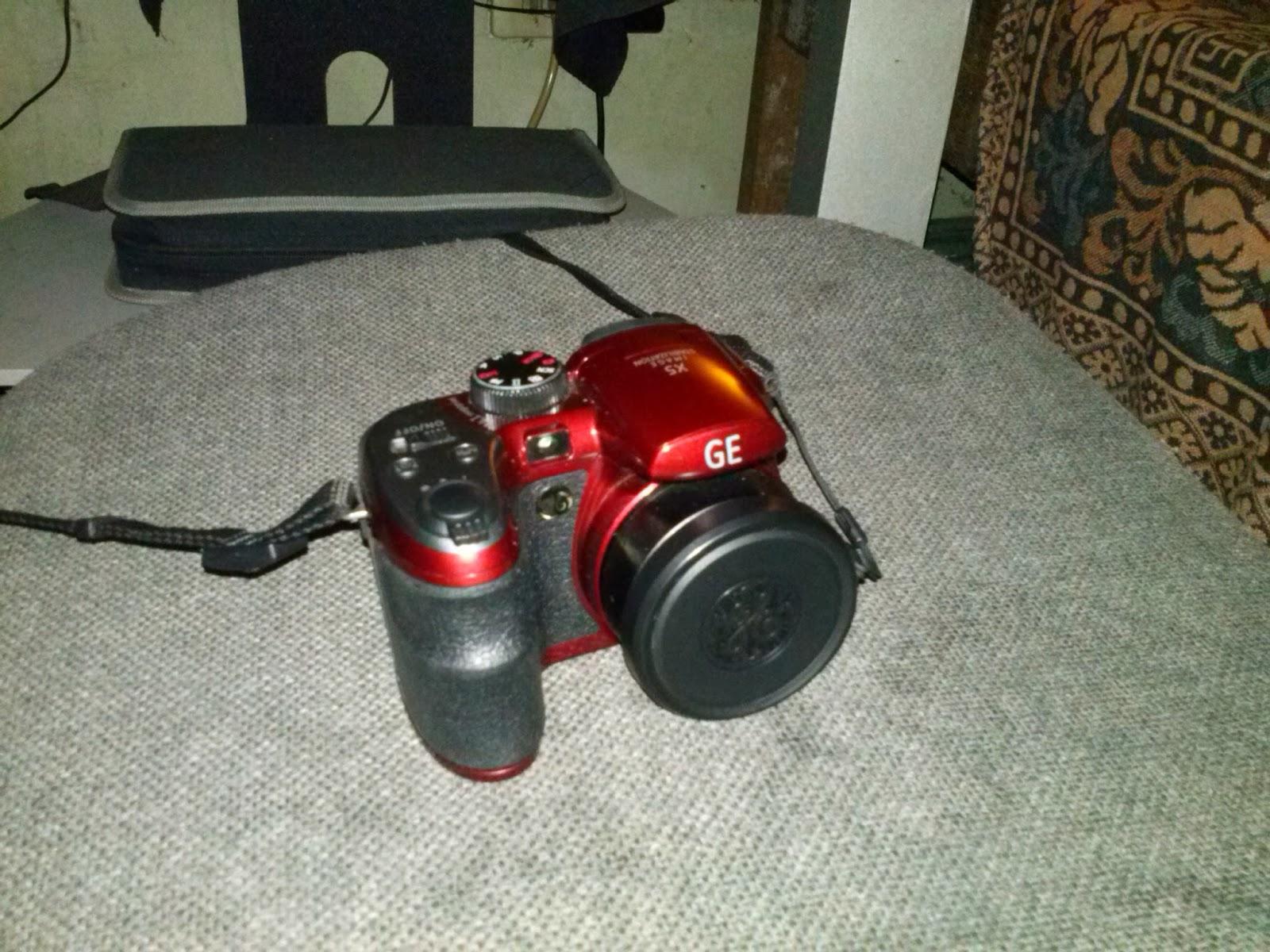 ge x5 super zoom digital camera review roborat gadgetfreaks rh roborat gadgetfreak blogspot com GE X600 Digital Camera Walmart GE Digital Camera Accessories