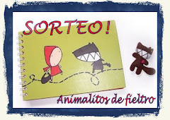 Sorteo en animalitos de fieltro