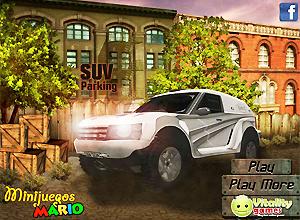 SUV Parking